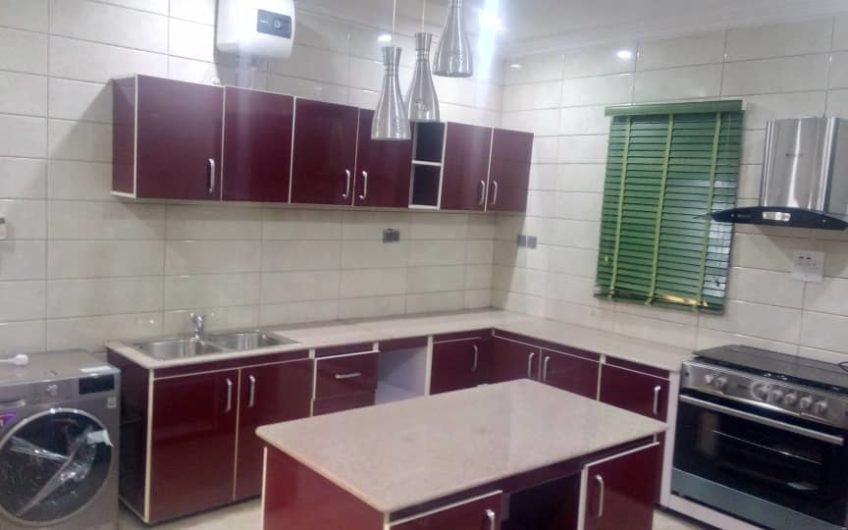 BEST OFFER: BRAND NEW, FULLY FURNISHED, LUXURY 5 BEDROOM FULLY DETACHED DUPLEX